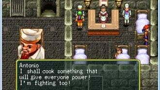 Suikoden Add Odessa & Ted Castle of Torn