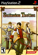 Suikoden Tactics Box Art - North America