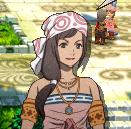 El Qaral Townswoman