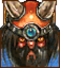 S1 Chief of Dwarf Village Portrait