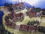 Budehuc Castle