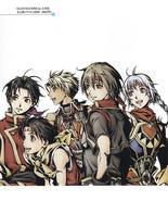 Main Series Heroes