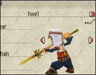 Spear - Gold Spear