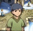 Tehah Village Child Boy