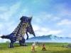 Razor Dragon