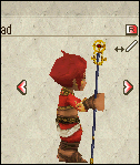 Staff - Iron Rod