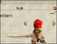 2-handed Sword - Bone Great Sword