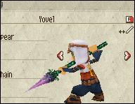 Spear - lazuli Spear