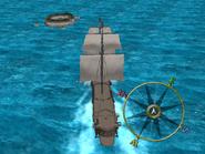 Sailing Dauntless