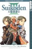 Suikoden III Vol 10 Manga