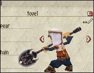 Spear - Demon Spear