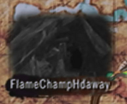 Flame Champion Hideaway
