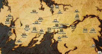 Suikoden Tierkreis: Map | Suikoden Wikia | Fandom