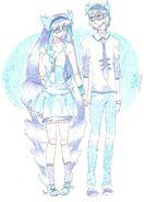 Suishou & Shō Request (Toxic-Utahime)