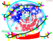 Suishou Suine (Toxic-Utahime - New Year's Contest 2013-2014 - 2nd entry)