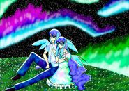 Aurora di mezzanotte (Suisou + Sho)