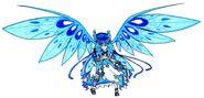 Suishou Suine - Wings Open