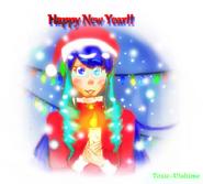 Suishou Suine (Toxic-Utahime - New Year's Contest 2013-2014 - 1st entry)