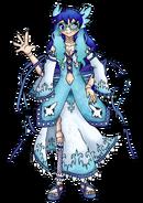 Suishou Suine (Art Trade with Pupuomena)