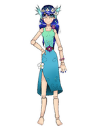 Suishou Suine (amazinggoddess1 - Summer 2014 outfit contest entry)