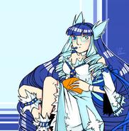 Suishou Suine (Request to weepinbelly)