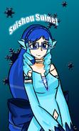 Suishou Suine (Art Trade with invaderkuma)
