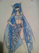 Suishou Suine (BloodyMaiden9 - Summer 2014 outfit contest entry)