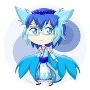 Shō Suine Whisper Chibi (Prize by Prominent-Star)