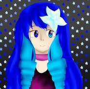 Suishou Suine (Art Trade with Alice-Yun)