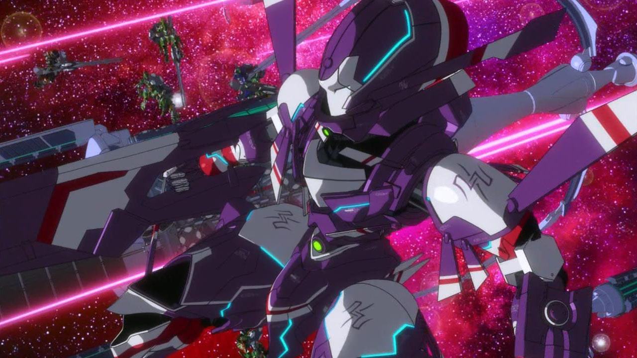 Gargantia On The Verdurous Planet Striker