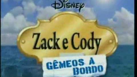 Zack & Cody Gêmeos a Bordo -
