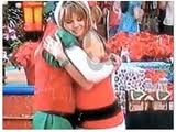 Cailey hug