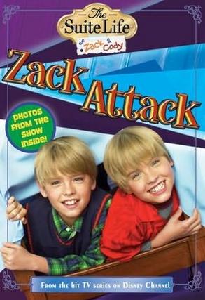 Zack Attack (Novel)