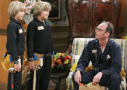Zack, Cody and Arwin in Promo Picture
