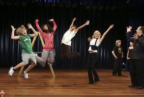Suite Life School Musical