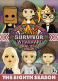 8. Whakaari DVD Cover