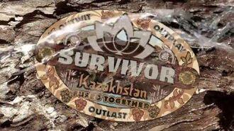 Survivor Kazakhstan (Original Intro)