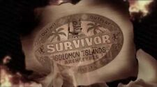 Survivor Solomon Islands (Original Intro)