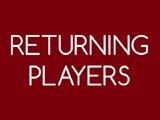 Returning Players