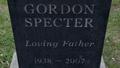 Gordon Specter's Grave Stone.png