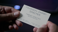 Harvey's Promotion (Pearson Darby Specter)