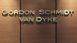 Gordon Schmidt Van Dyke sign