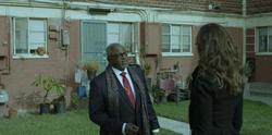 Reverend Thompson & Jessica Pearson