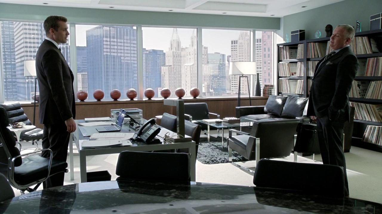 suits harvey specter office. Harvey\u0027s Office (2x16).png Suits Harvey Specter P