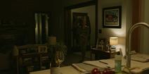 Keri Allen's Apartment (Pearson S1E5)