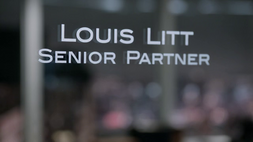Louis Litt - Senior Partner