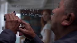 Louis Litt - Managing Partner (9x3)
