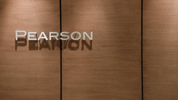 Pearson - Wall Sign
