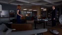 Harvey Specter's Office (9x4)