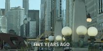 Five Years Ago (Pearson)